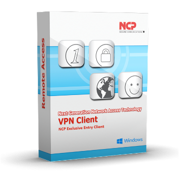 NCP Exclusive Entry Client for Juniper SRX/vSRX