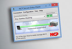 NCP Secure Entry Client (Win 32/64)